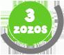 3 zozos