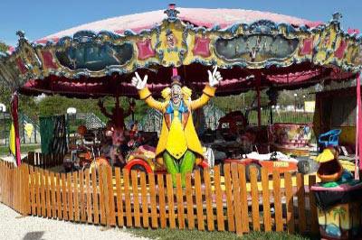 Parc Jablines Zozo Circus